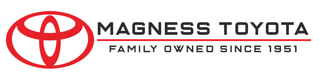 Magness Toyota logo