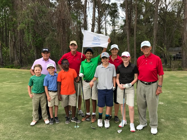 charities page - First tee low countryJPG